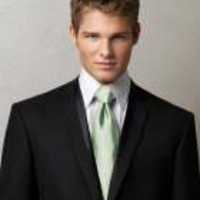 Men's Tuxedo Ties in Duchess Satin: The Dessy Group