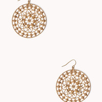 Boho Queen Cutout Earrings