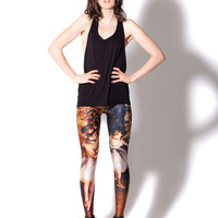 Degas Two Dancers Leggings- LIMITED