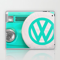 VW Camper Van Laptop & iPad Skin by Alice Gosling