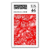 Snowflakes Holiday First Class Postage Stamp