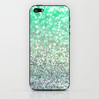 Seafoam Sensations iPhone & iPod Skin by Lisa Argyropoulos