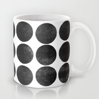 Colorplay Black Mug by Garima Dhawan