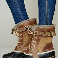Conquest Carly Short Boot