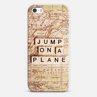 jump on a plane iPhone & iPod case by Sylvia | Casetagram