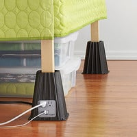 7-Inch Power Bed Riser (Set of 4)
