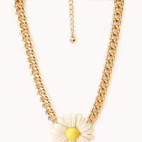 Sweet Daisy Necklace