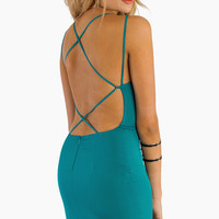 Cradle Back Dress $36