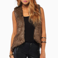 Fur The Love Vest $46