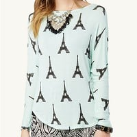 Eiffel Tower Dolman Top | Tops | rue21