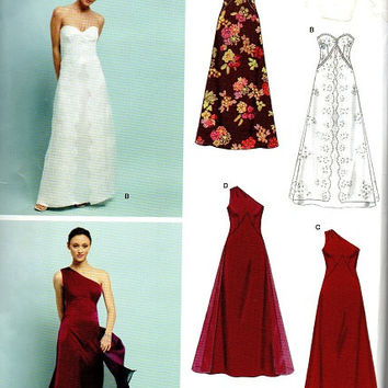 Simplicity New Look Sewing Pattern Formal From Adele Bee Ann