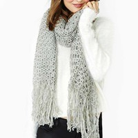Soft Flash Scarf