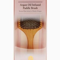 Eva NYC Argan Oil Infused Paddle Brush