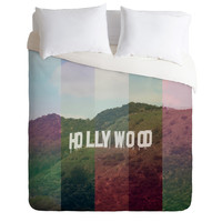 Catherine McDonald Hollywood California Duvet Cover - Luxe Duvet Cover /