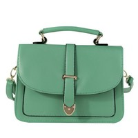 Fashion Buckles Bag Tote Cross Body Shoulder Bag