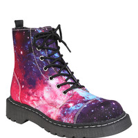 Anarchic By T.U.K. Galaxy Combat Boot