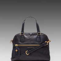 Marc by Marc Jacobs Globetrotter Mini Rei in Midnight Navy