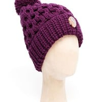 7II | Embellished Pom-Pom Beanie Hat | Browns fashion & designer clothes & clothing