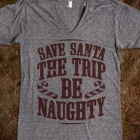 Save Santa The Trip Be Naughty