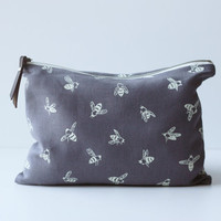 Honeybees Large Pouch/Clutch