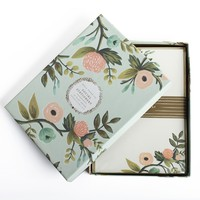 Catbird :: shop by category :: CARDS & STATIONERY :: Antoinette Social Stationery Set