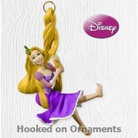 2010 Disney's Rapunzel Hallmark Keepsake Ornament at Hooked on Hallmark Ornaments