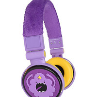 Adventure Time Lumpy Space Princess Headphones