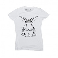 Inkopious - Royal Bunny Women's T-Shirt - Womens