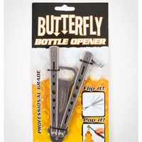 Butterfly Bottle Opener
