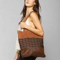 Rag Union X Urban Renewal Tartan Tote Bag - Urban Outfitters