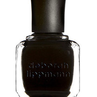 Deborah Lippmann 'Fade to Black' Nail Color | Nordstrom