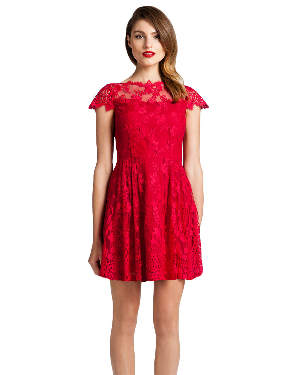 women 39 s apparel red dresses from lord taylor dresses