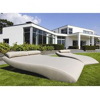 Design 2 Chill, Wave, outdoor, chaise, lounge, patio, outside - homeinfatuation.com