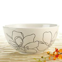 Laurie Gates Dinnerware, Anna Medium Serving Bowl - Serveware - Dining & Entertaining - Macy's