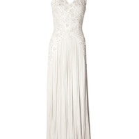 Sheridan Embroidered Tulle Ball Gown by Catherine Deane
