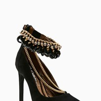 Jeffrey Campbell Opulence Chained Pump