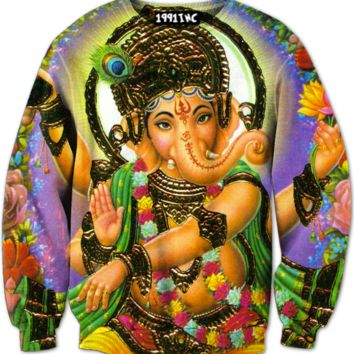 ☮♡ Ganesh Sweater ✞☆