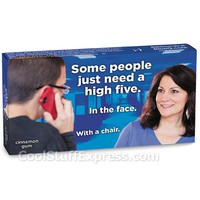High Five Gum, Fun Gifts