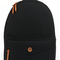 Herschel Supply Sydney Black 14L Mid-Volume Backpack