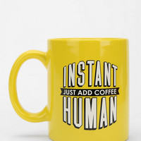 Instant Human Mug - Urban Outfitters