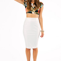 Pencil Me In Skirt $40