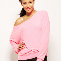 Yummy Flashdance Sweatshirt