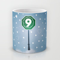 Cloud Nine Mug by Richard Casillas