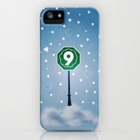 Cloud Nine iPhone & iPod Case by Richard Casillas