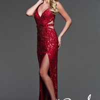 Flash 3928L at Prom Dress Shop