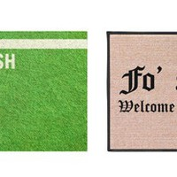 Doormats — Better Living Through Design