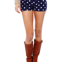 MUST-HAVE DOT SHORT PANTS