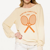 TENNIS CLUB '66 BAGGY BEACH JUMPER