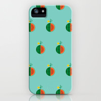 Fruit: Watermelon iPhone & iPod Case by Christopher Dina