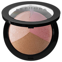 SEPHORA COLLECTION MicroSmooth Baked Sculpting Contour Trio (0.24 oz S